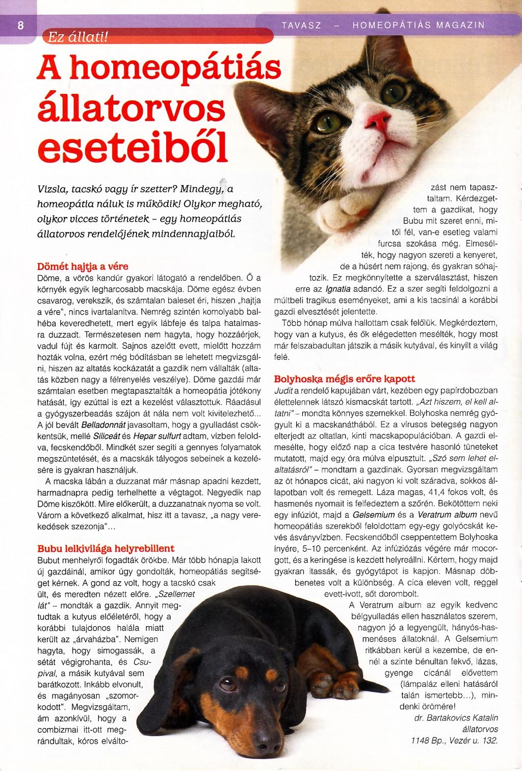 A homeopátiáról – MAX-VET – VEZÉR ÁLLATORVOSI RENDELŐ 00dc78a091